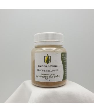 Pigment naturalny- Sienna...