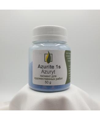 Natural pigment- Azurite